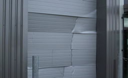 Insulated Door Repairs Manchester