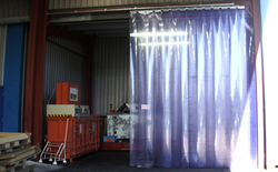 Pvc Strip Curtain Repairs Manchester