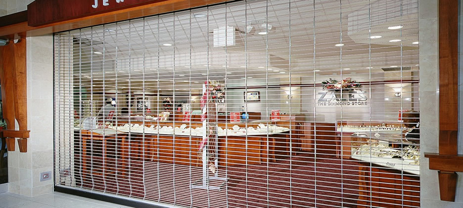 Retail Security Grilles Manchester
