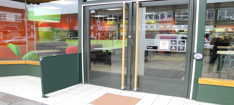 Assisted Automatic Doors Manchester